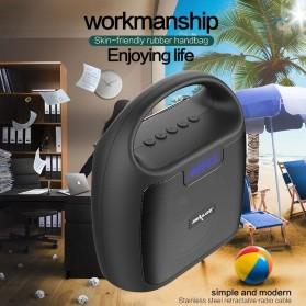 Zealot Portable Bluetooth Speaker Super Bass FM Radio - S42 - Black - 5