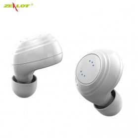 Zealot TWS Earphone True Wireless Bluetooth 5.0 with Charging Dock - H19 - Black - 2