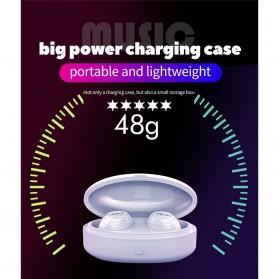 Zealot TWS Earphone True Wireless Bluetooth 5.0 with Charging Dock - H19 - Black - 7