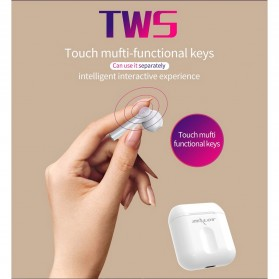 Zealot TWS Earphone True Wireless Bluetooth 5.0 with Charging Dock - T2 - Black - 5