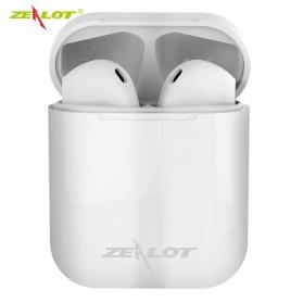Zealot TWS Earphone True Wireless Bluetooth 5.0 with Charging Dock - H20 - White - 2