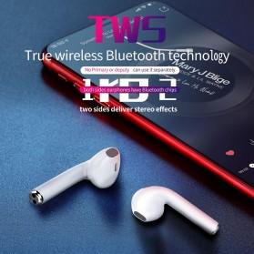 Zealot TWS Earphone True Wireless Bluetooth 5.0 with Charging Dock - H20 - White - 5