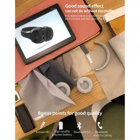 Zealot Headphone Wireless Bluetooth 5.0 Super Bass ANC Active Noise Canceling with Mic - B36 - Black - 4