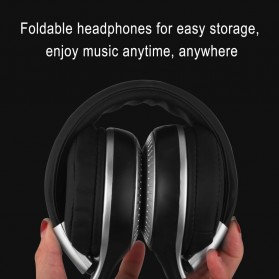 Zealot B20 Wireless Headset Bluetooth Headphone with Mic - Black - 5