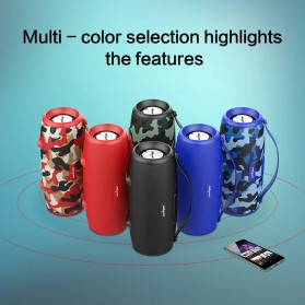 Zealot Portable Wireless Bluetooth Speaker - S34 - Black - 2