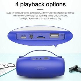 Zealot Portable Wireless Bluetooth Speaker - S34 - Black - 6