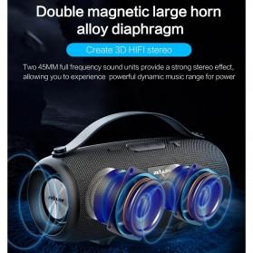 Zealot Portable Wireless Bluetooth Speaker - S34 - Black - 7