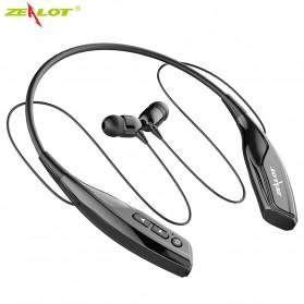 Zealot H23 Wireless Sport Bluetooth Earphone - Black