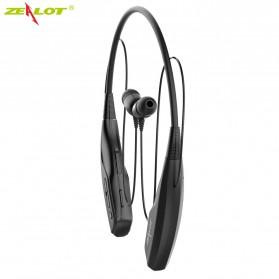 Zealot Wireless Sport Bluetooth Earphone - H23 - Black - 10