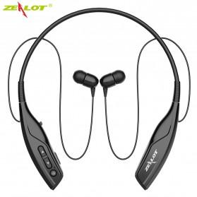 Zealot Wireless Sport Bluetooth Earphone - H23 - Black - 2