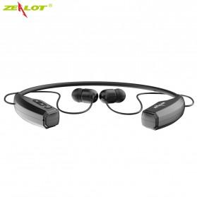Zealot Wireless Sport Bluetooth Earphone - H23 - Black - 3