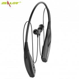 Zealot Wireless Sport Bluetooth Earphone - H23 - Black - 4
