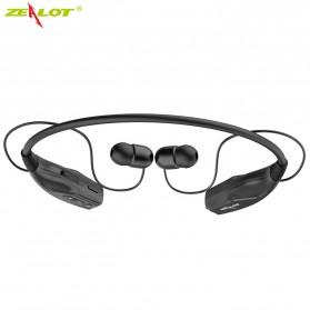 Zealot Wireless Sport Bluetooth Earphone - H23 - Black - 5