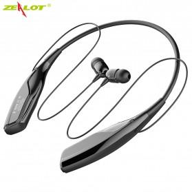 Zealot Wireless Sport Bluetooth Earphone - H23 - Black - 6