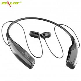 Zealot Wireless Sport Bluetooth Earphone - H23 - Black - 7