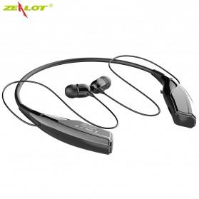 Zealot Wireless Sport Bluetooth Earphone - H23 - Black - 8