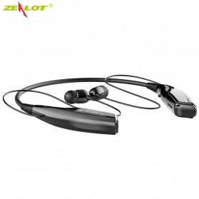 Zealot Wireless Sport Bluetooth Earphone - H23 - Black - 9