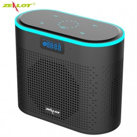 Zealot Portable Bluetooth Speaker - Z1 - Black
