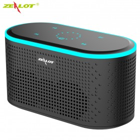 Zealot Portable Bluetooth Speaker - Z2 - Black
