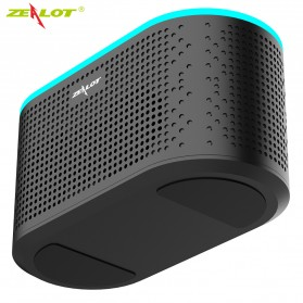Zealot Portable Bluetooth Speaker - Z2 - Black - 2