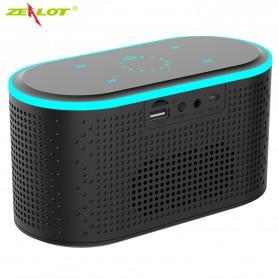 Zealot Portable Bluetooth Speaker - Z2 - Black - 4