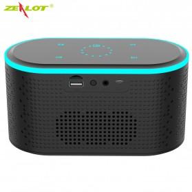 Zealot Portable Bluetooth Speaker - Z2 - Black - 5