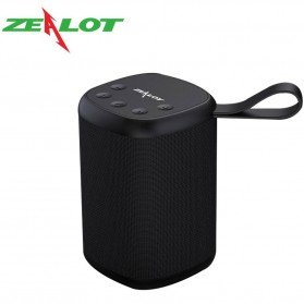 Zealot Portable Bluetooth Speaker - S59 - Black
