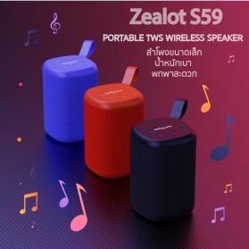 Zealot Portable Bluetooth Speaker - S59 - Black - 2