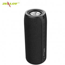 Zealot Portable Bluetooth Speaker Outdoor - S51 - Black