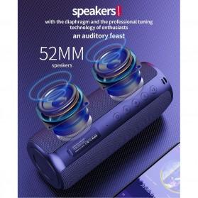 Zealot Portable Bluetooth Speaker Outdoor - S51 - Black - 4