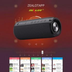 Zealot Portable Bluetooth Speaker Outdoor - S51 - Black - 6