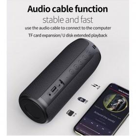 Zealot Portable Bluetooth Speaker Outdoor - S51 - Black - 9