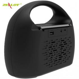 Zealot Portable Bluetooth Speaker Radio 10W - S41 - Black - 2