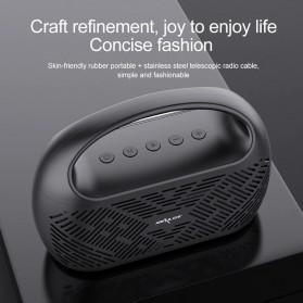 Zealot Portable Bluetooth Speaker Radio 10W - S41 - Black - 3