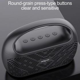 Zealot Portable Bluetooth Speaker Radio 10W - S41 - Black - 5