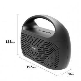 Zealot Portable Bluetooth Speaker Radio 10W - S41 - Black - 8