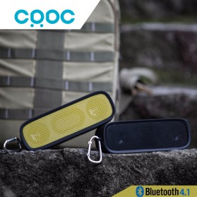 CRDC S201C Wireless Bluetooth Speaker - Black - 3