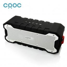 CRDC S203A Wireless Bluetooth Speaker Waterproof IP65 - Black