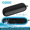 CRDC S202C Wireless Bluetooth Speaker Waterproof IP65 - Black