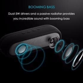 CRDC S202C Wireless Bluetooth Speaker Waterproof IP65 - Black - 2
