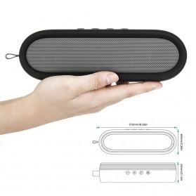 CRDC S202C Wireless Bluetooth Speaker Waterproof IP65 - Black - 5