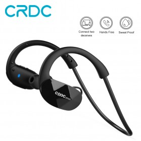 CRDC Earphone Bluetooth Sporty - EP-B34 - Black - 1