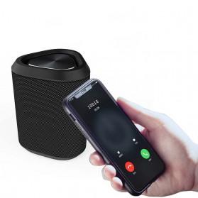 BUBM Portable Bluetooth Speaker Outdoor - M12 - Black - 9
