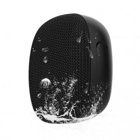 BUBM Portable Bluetooth Speaker Outdoor - M3 - Black - 2