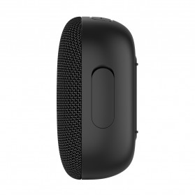 BUBM Portable Bluetooth Speaker Outdoor - M3 - Black - 4