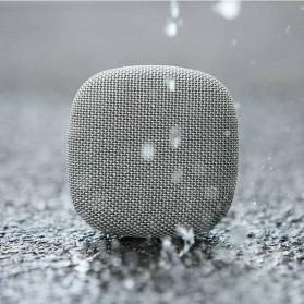 BUBM Portable Bluetooth Speaker Outdoor - M3 - Black - 9