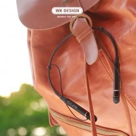 WK Earphone Bluetooth - BD550 - Black - 6