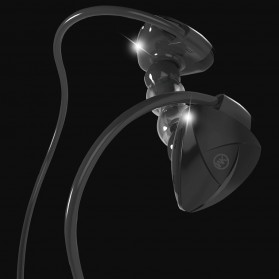 WK Earphone Sport Bluetooth - BD600 - Black