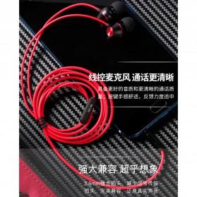 WK Wired Earphone - WI290 - Black - 4