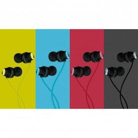 WK Wired Earphone - WI290 - Black - 5